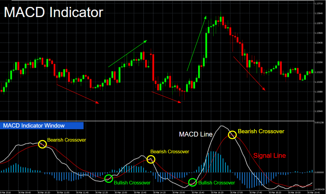 Using macd for binary options бинарные опционы олимпус